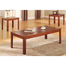 Homestead 3 Piece Coffee Table Set