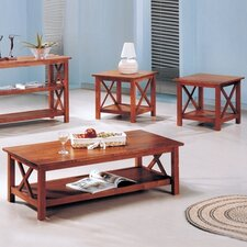 Independence 3 Piece Coffee Table Set