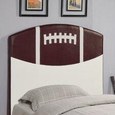 Bowdoin Football Twin Upholstered Headboard