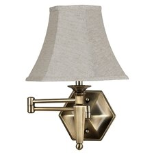 Olympia Swing Arm Wall Lamp
