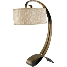 "Remy 31"" H Table Lamp with Drum Shade"