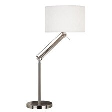 """Hydra 35"""" H Table Lamp with Drum Shade"""