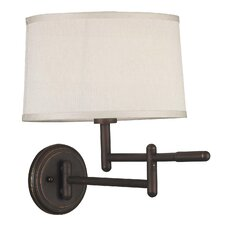 Grant Swing Arm Wall Lamp