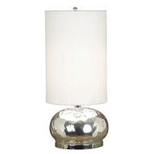 """Baine 23.38"""" H Table Lamp with Drum Shade"""