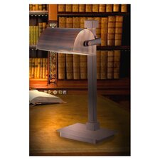 """Henrietta 15.88"""" H Table Lamp with Bowl Shade"""