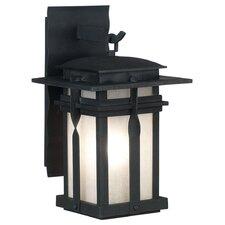 Carrington 1 Light Outdoor Wall Lantern