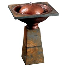 Cauldron Birthbath Fountain