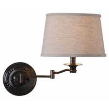 Meris 1 Light Swing-Arm Wall  Lamp