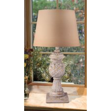 """Hurd 30"""" H Table Lamp with Empire Shade"""