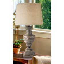 """Admiral 32"""" H Table Lamp with Empire Shade"""