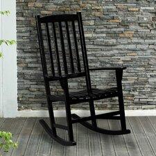 Autumn Porch Rocker Chair