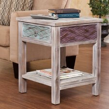 Denison 1 Drawer End Table