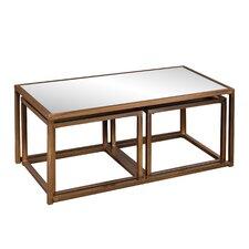 Marseille 3 Piece Nesting Coffee Table Set