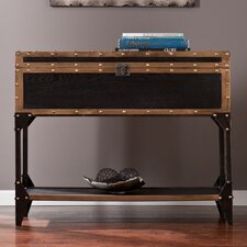Draven Travel Trunk Console Table