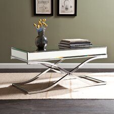 Caraman Mirrored Coffee Table