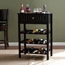 Heartland 15 Bottle Floor Wine Rack
