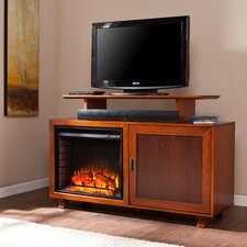 Barton TV Stand with Electric Fireplace