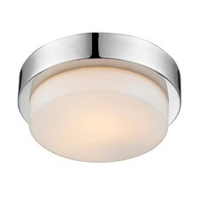Multi Family 1 Light Flush Mount