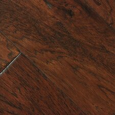 "6-1/2"" Engineered Hickory Hardwood Flooring in Mojave"