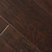 "6-1/2"" Engineered Hickory Hardwood Flooring in Antelope"