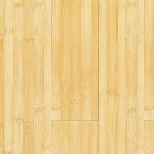 "3-3/4"" Solid Bamboo Hardwood Flooring in Horizontal Natural"