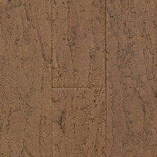 "4-1/8"" Engineered Cork Hardwood Flooring in Allegro Barro"