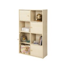 "41.7"" Cube Unit Bookcase"