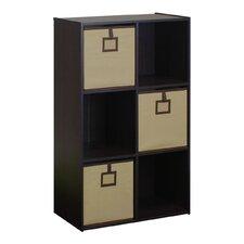 """Organizer 35.1"""" Cube Unit Bookcase"""