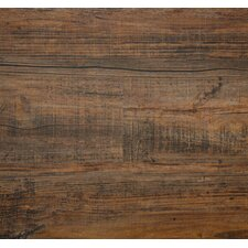 "Comfort 6"" x 36"" x 2mm Vinyl Plank in Autumn"
