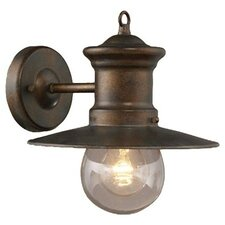 Victor 1 Light Outdoor Sconce