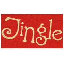 Jingle Doormat