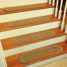 Brown Stair Tread (Set of 13)