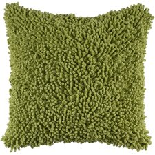 Daysha Shag Cotton Throw Pillow