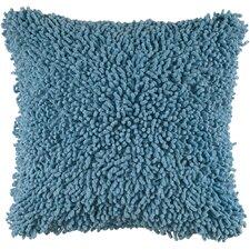 Daysha Shag Cotton Throw Pillow