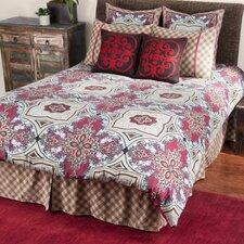 Diana  3 Piece Comforter Set