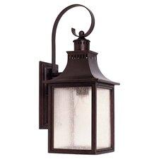 John Ellen 1 Light Outdoor Wall Lantern