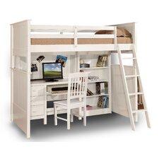 Hudson Twin Loft Bed