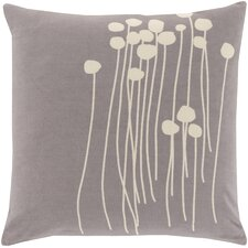 Dandy Cotton Throw Pillow