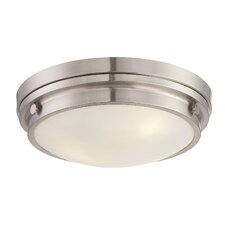 Arthur 3 Light Flush Mount