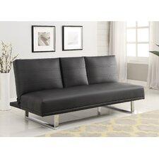 Leather Sleeper Sofa