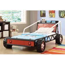 Roscoe Race Car Bed