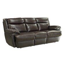 MacPherson Motion Leather Reclining Sofa