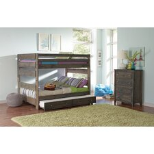 Wrangle Hill Youth Full Bunk Bed