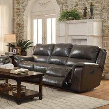Wingfield Power Leather Reclining Sofa