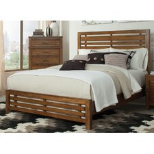 Cupertino Panel Bed