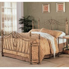 Sydney Headboard and Footboard Panel Bed