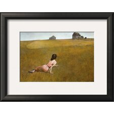 'Christina's World, 1948' by Andrew Wyeth Framed Painting Print