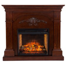 Stine Infrared Electric Fireplace