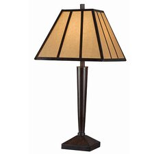 "Montana Dakota 31"" H Table Lamp with Empire Shade"
