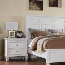 Dolce 2 Drawer Nightstand